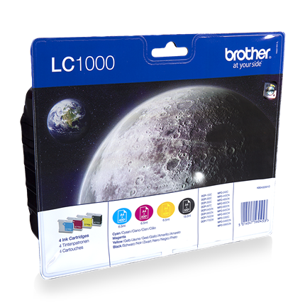 Brother LC 1000 Multipack