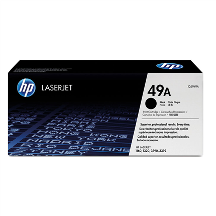 HP Laserjet 49A Black