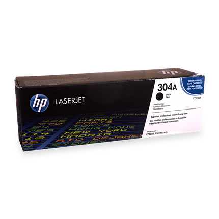 HP Laserjet 304A Black