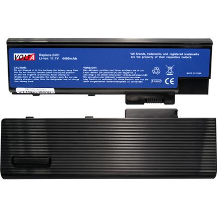 Acer Laptop Accu 11,1V 2401