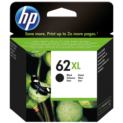 HP 62 XL Black