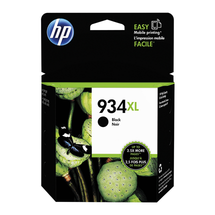 HP 934 Xl Black
