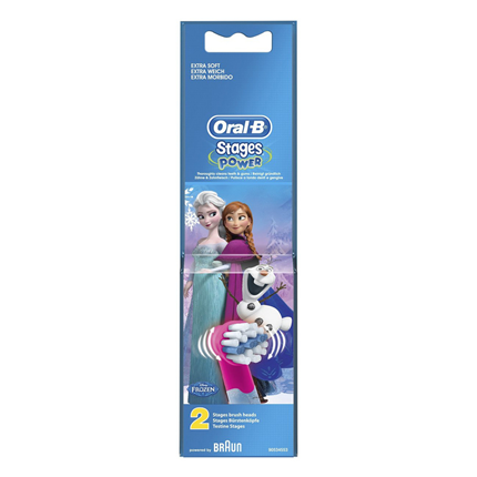 Oral-B Tandenborstel Stages Frozen