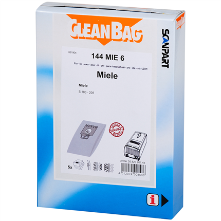 CleanBag 144 MIE 6