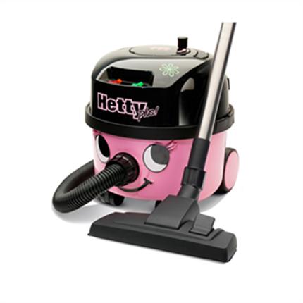 Numatic Stofzuiger Hetty Eco Plus HEP-200 Roze