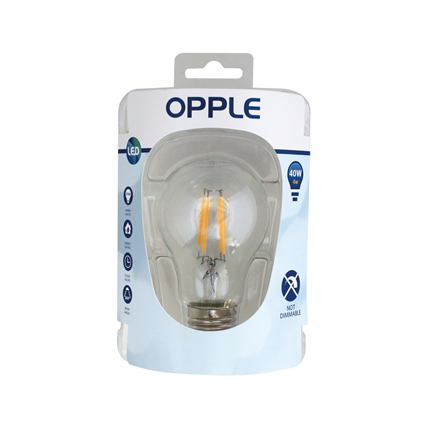 Opple Ledlamp Classic A Filament E27 4W