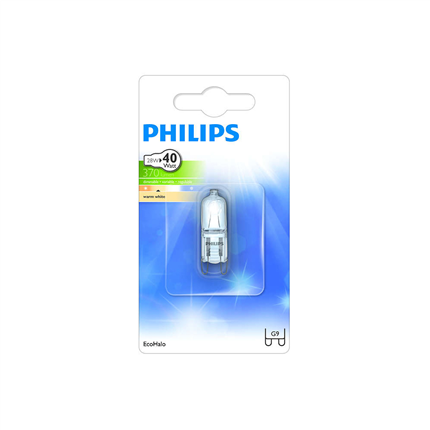 halogeenlamp G9 28W 370Lm capsule - EcoHalo