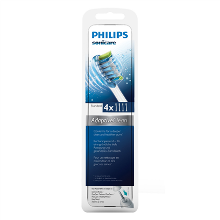 Philips Tandenborstels Sonicare Plaque Defense Standard A4