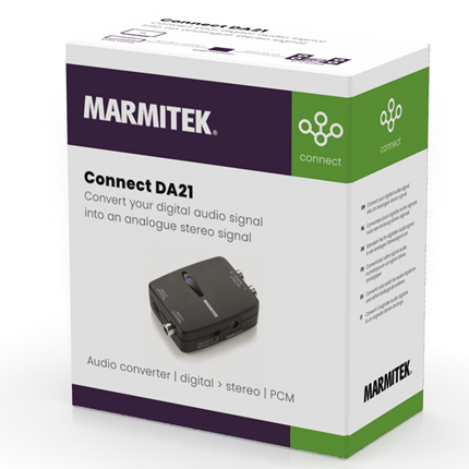 Marmitek Connect Da21