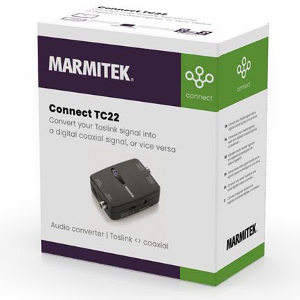 Marmitek Connect TC22