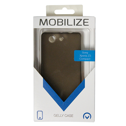 Mobilize Backcover Tpu Smokey Sony Z3 Compact
