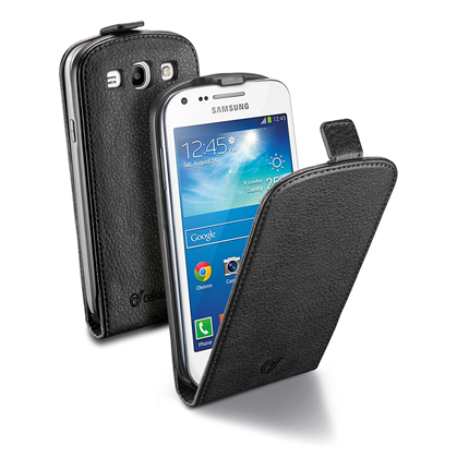 Cellular Line Flipcase Essential Leder Samsung Core Plus
