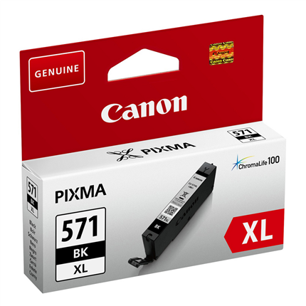 Canon CLI-571XL Black
