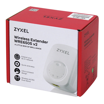 Zyxel WiFi Repeater WRE6505 5GHz