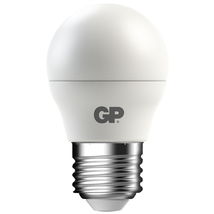 Gp Led Lamp Mini Globe 5.9W E27 470Lm  Mat