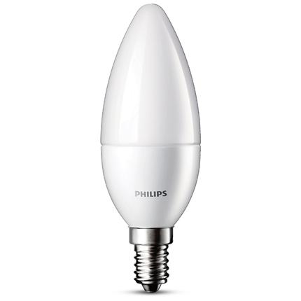 Philips LED Kaars 40W E14