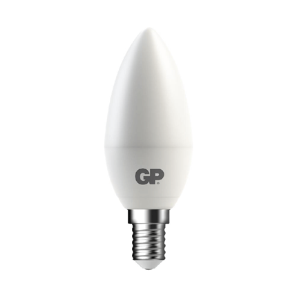 GP Ledlamp Mini Candle E14 6W