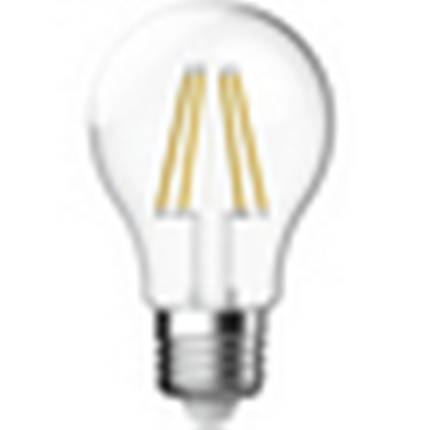 Gp Led Lamp E27 7W 806Lm Classic Filament
