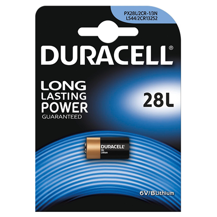 Duracell Batterij Lithium Photo 2018 LM28
