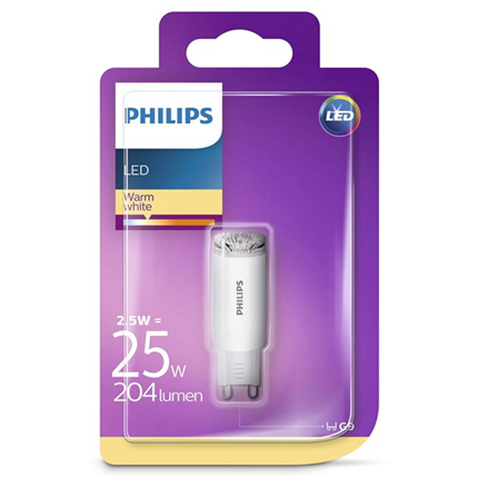 Philips Led Lamp G9 2,5W 204lm Capsule