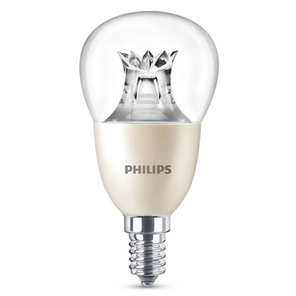 Philips Led P50 ww Cl Wgd 60W  E14