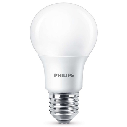 Philips LED Lamp 8,5W (45W) Flame A60 Dimbaar E27