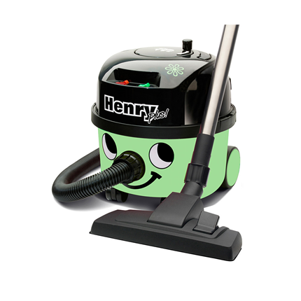 Numatic Stofzuiger Henry Eco Plus HRP-205 Appel Groen