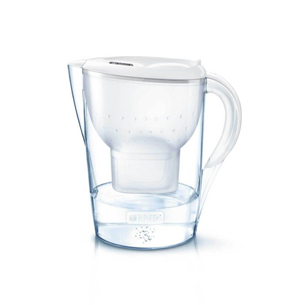 Brita Waterfilterkan Marella XL Wit 3,5L