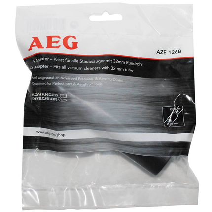 AEG Adapter ovaal-rond 36-32mm AZE126B