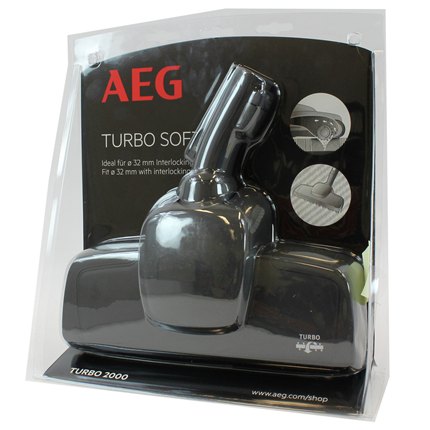 AEG Turboborstel 32 & 35 mm Turbo 2000 9001667436
