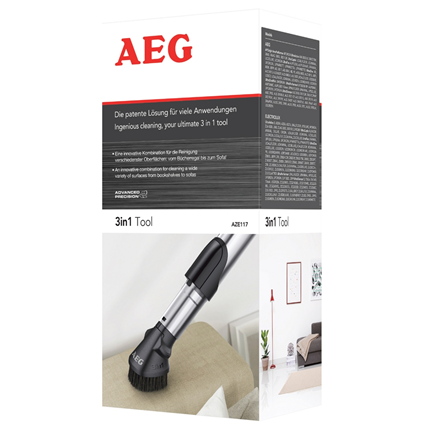 AEG 3-in-1 Zuigmond Advanced Precision 36 mm