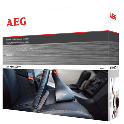 AEG 360 Home&Car Kit Advanced Precision 36mm