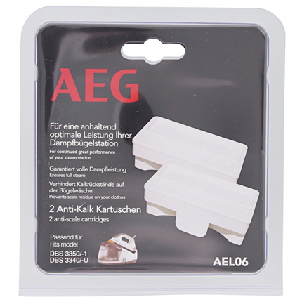 AEG Anti-Kalkcartridge Steam Station EDBS3350