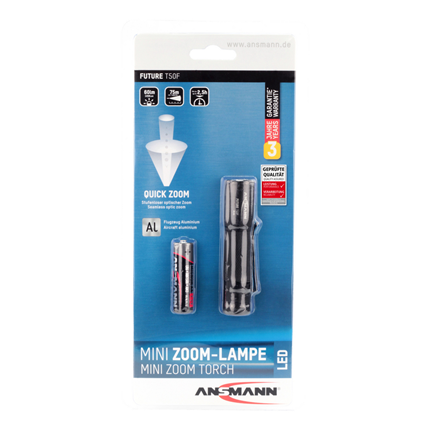 Ansmann LED zaklamp Focus 60 Lumen