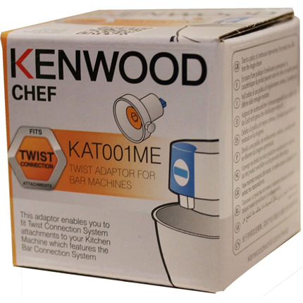 Kenwood Bar Naar Twist Adapter KAT001ME
