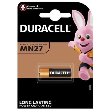 Duracell Alkaline Security