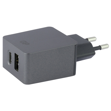GP USB Thuislader WA51 1x USB-A + 1x USB-C
