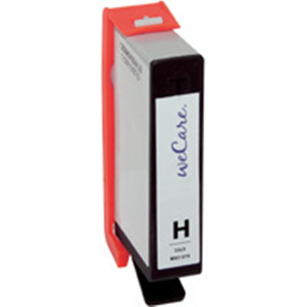weCare Cartridge HP 364XL Zwart