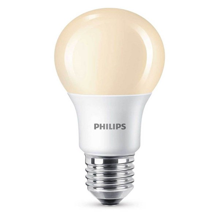 Philips LED Lamp E27 6W Flame