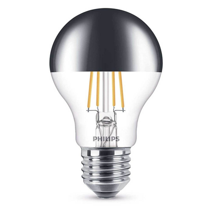 Philips LED Lamp E27 7,5W Dimbaar