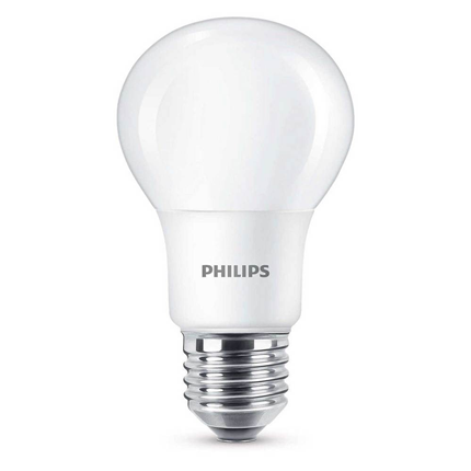 Philips LED Lamp E27 5,5W Mat