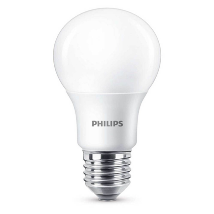 Philips LED Lamp E27 8,5W Mat