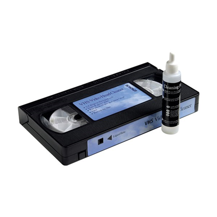 Scanpart Video Reinigingscassette