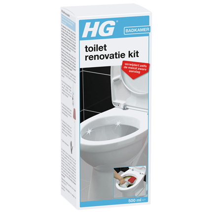 HG Toilet Renovatiekit