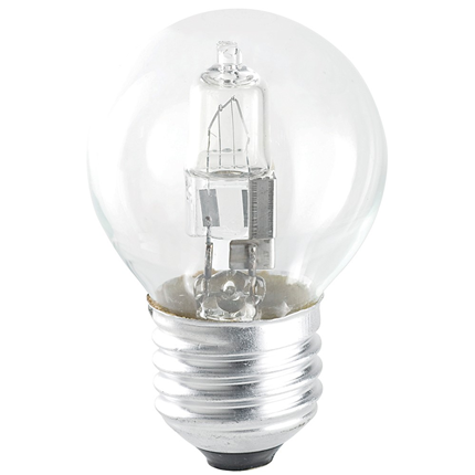 GP Halogeenlamp E27 46W Kogel