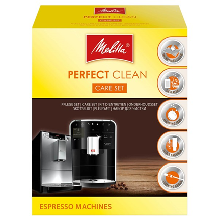 Melitta Perfect Clean onderhoudset