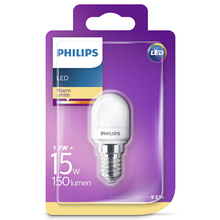 Philips Koelkastlamp E14 15W 136lm Led