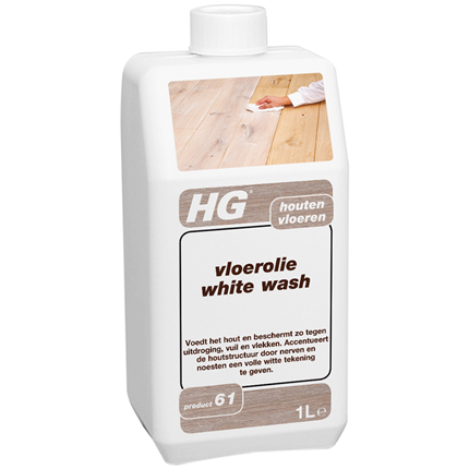 HG Vloerolie white wash