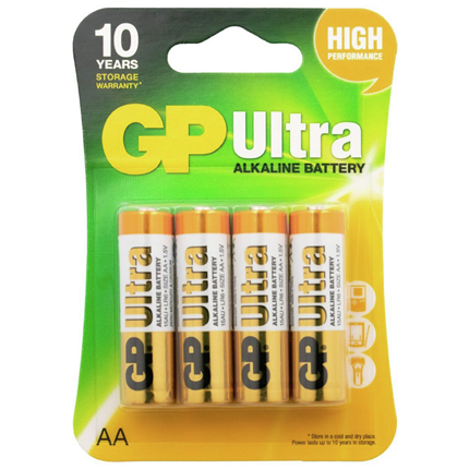 GP Ultra Plus AA
