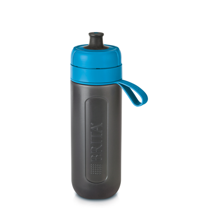 Brita Fill&Go Active Waterfilterfles Blauw